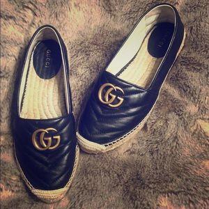 Gucci espadrilles size 37